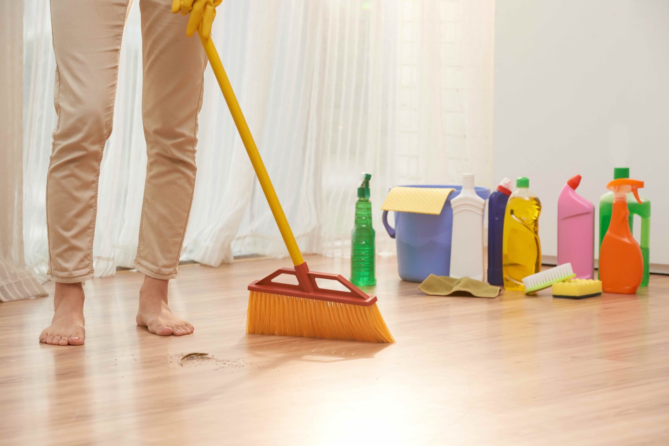 Efficient Spring Cleaning Tips